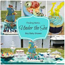 Finding Nemo Centerpieces by 23 Enchanting Under The Sea Party Ideas Spaceships And Laser Beams