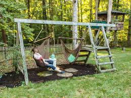 Backyards For Kids by Best 25 Kids Swing Set Ideas Ideas On Pinterest Swing Sets