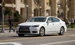 lexus gs used review 2013 lexus ls600hl test u2013 review u2013 car and driver