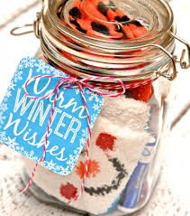 Home Made Christmas Gifts by Winter Survival Kit Gift In A Jar Survival Kit Gifts Winter