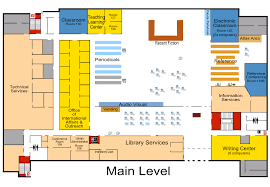 Classroom Floor Plan Builder Briggs Library Floor Plans South Dakota State University