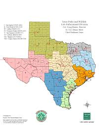 San Antonio Texas Map Law Enforcement U2014 Texas Parks U0026 Wildlife Department