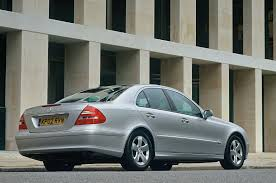 mercedes benz e class saloon review 2002 2008 parkers