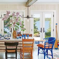 Decorating Ideas Dining Room Beach House Dining Rooms Coastal Living