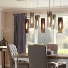 pendant dining room light fixtures dining room pendant lighting