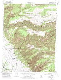 Tuscany Map Tuscan Springs Topographic Map Ca Usgs Topo Quad 40122b1