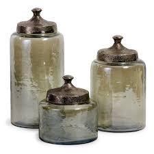 imax worldwide 6971 3 luster green round decorative canisters set imax worldwide 6971 3 luster green round decorative canisters set of 3