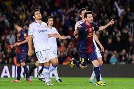 Hasil Barcelona vs Real Zaragoza 18 november