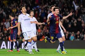 Hasil Barcelona vs Real Zaragoza 18 november