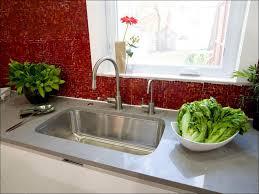 Blue Backsplash Kitchen Kitchen Modern Backsplash Peel And Stick Tile Backsplash Brick