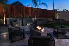 Cool Backyard Patio Ideas Decosee Outdoors Pinterest - Contemporary backyard design ideas