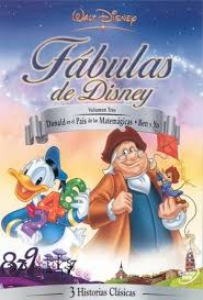 Fabulas Disney / Volumen 3