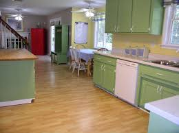 kitchen cabinets storage options light cream mosaic countertop