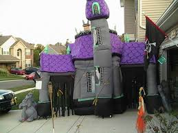 halloween inflatable yard decorations best images collections hd