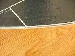 Laminate Flooring No Transitions Slate Against Hardwood Floors Flooring Contractor Talk