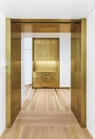 Kitchen Interior Photo Amuneal Debuts Brass Kitchen Brass Kitchen Kitchens And Interiors