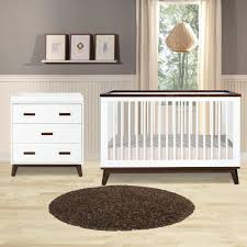 Shermag Capri Convertible Crib by Glamorous Contemporary Cribs For Babies Images Decoration Ideas