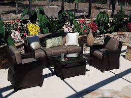 How To Clean Outdoor Patio Furniture by How To Clean Rattan Furniture U2014 Interior Home Design