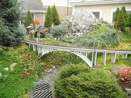 railroad gardening the mini garden guru from twogreenthumbs com