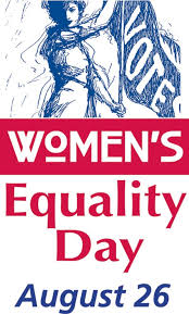 Celebrating Women's Equality Day