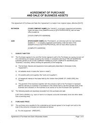 12 best images of business sale agreement form sample loan