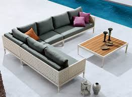 Modern Outdoor Sofa by Luxury Hotel Furniture Patio Contemporary With Modern Outdoor Set