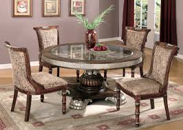 Dining Room Sets With Round Tables Living Room Round Glass Dining Room Sets Round Glass Dining Room