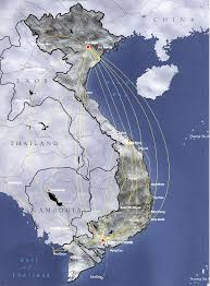 Carrier Route Maps by More Airline Route Maps Maps Pinterest Malaysia And Travel