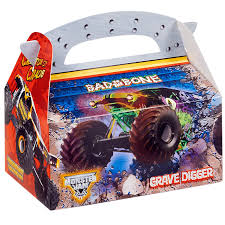 monster truck shows in colorado monster jam 3d party in a box for 8 birthdayexpress com