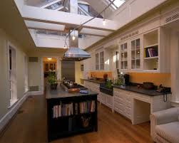 Dark Kitchen Cabinets With Backsplash Corner On Pastel Wall Paint Traditional Custom Design Come White