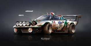 lancia stratos on steroids inbound racer by yasiddesign deviantart