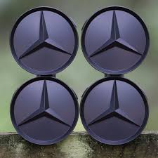 used mercedes benz ml350 wheel center caps for sale
