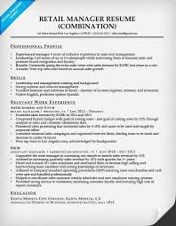 Profile Section Of Resume Examples by Combination Resume Samples Resume Companion