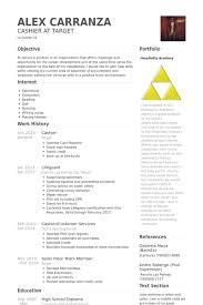 mcdonalds job description resume