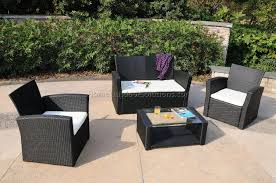 Painting Wicker Patio Furniture - modern wicker outdoor furniture 5 best outdoor benches chairs
