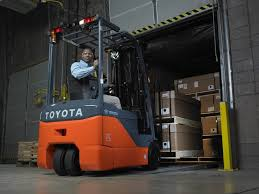 3 wheel electric forklift toyota forklifts new conger