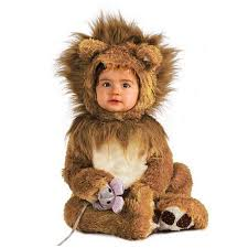 Halloween Costumes Infants 3 6 Months Lion Infant Jumpsuit Halloween Costume Walmart