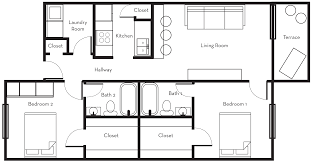 2 bed apartments legacy