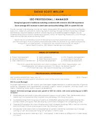 The Best Resume In The World by 10 Marketing Resume Samples Hiring Managers Will Notice