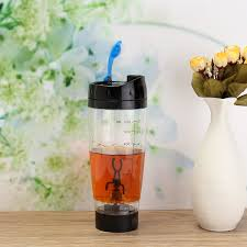 600ml transparent electric shaker self stirring coffee mug auto