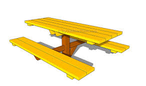 Plans For Wood Picnic Table by Octagon Picnic Table Plans Myoutdoorplans Free Woodworking