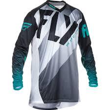 black friday motocross gear fly racing 2017 lite hydrogen motocross jersey enduro mx shirt atv