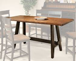 Counter Height Kitchen Islands Intercon Counter Height Dining Table Winchester In Wn Ta 3678g Bhn Tab
