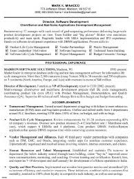 Best Resume Title by Good Software Engineer Resume Sample And Military History And