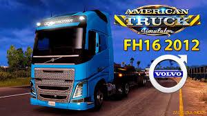 american volvo trucks volvo fh16 2012 interior v1 0 for ats zagruzka mods com