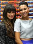 Why was Naya Rivera fired from Glee? Lea Michele Feud or personal ... starcasm.net
