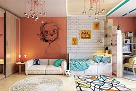 Wallpapers Designs For Home Interiors by Clever Kids Room Wall Decor Ideas U0026 Inspiration