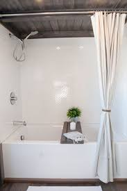 tiny house spotlight archives page for the bathroom contains comfortable tub and composting toilet