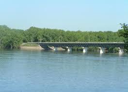 Akhtuba River