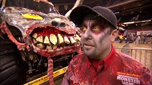 how many monster jam trucks are there monster jam zombie freestyle from new orleans feb 23 2013